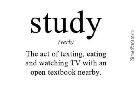 Study Is An Art