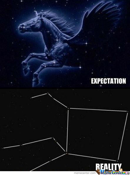 Stupid Constellations