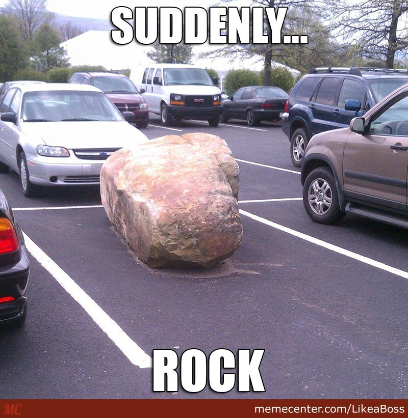 Suddenly Rock