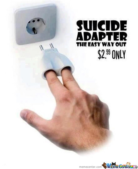 Suicide Adapter!
