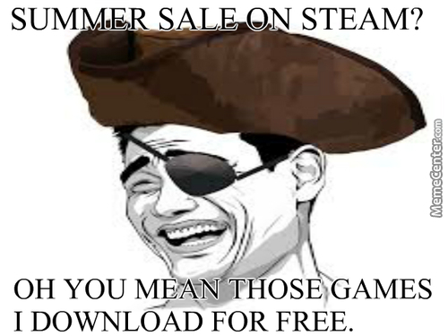 Summer Sale My Ass