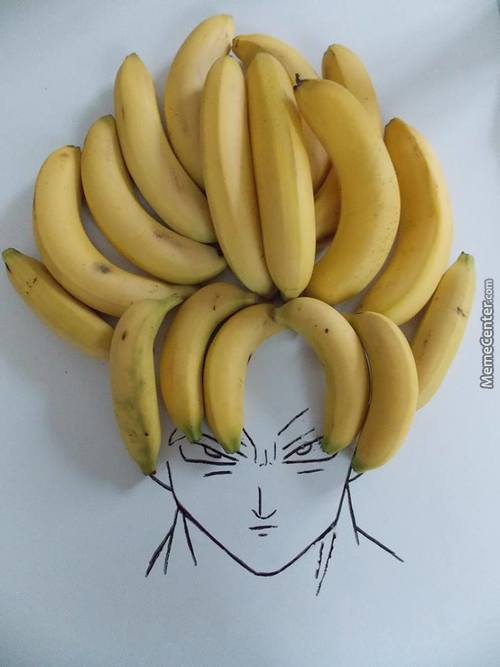 Super Bananaiyan!