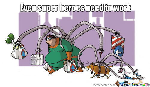 Super Doctor Octopus Fail