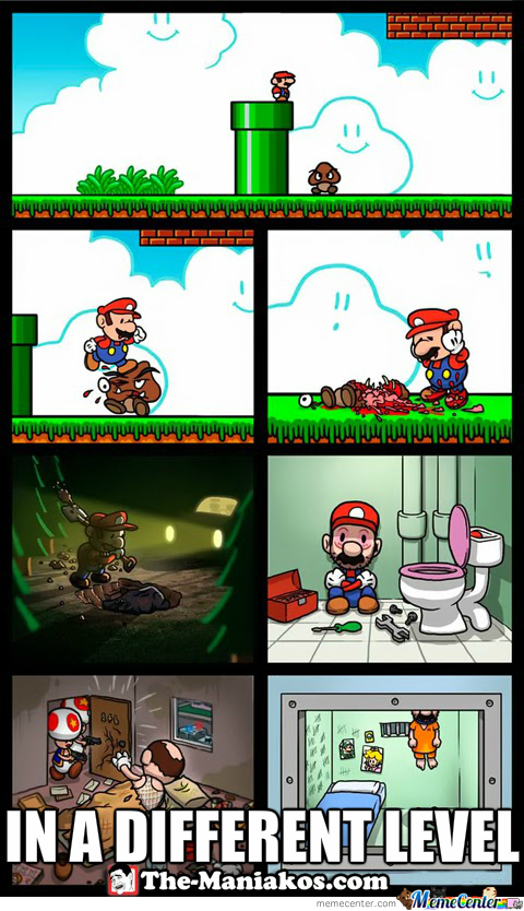 Super Mario Regret