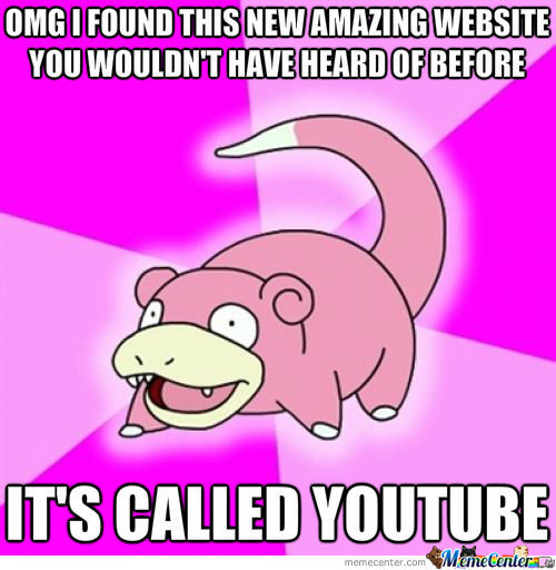 Super Slow Slowpoke