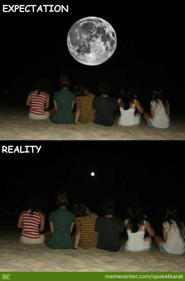 Supermoon Phenomenon