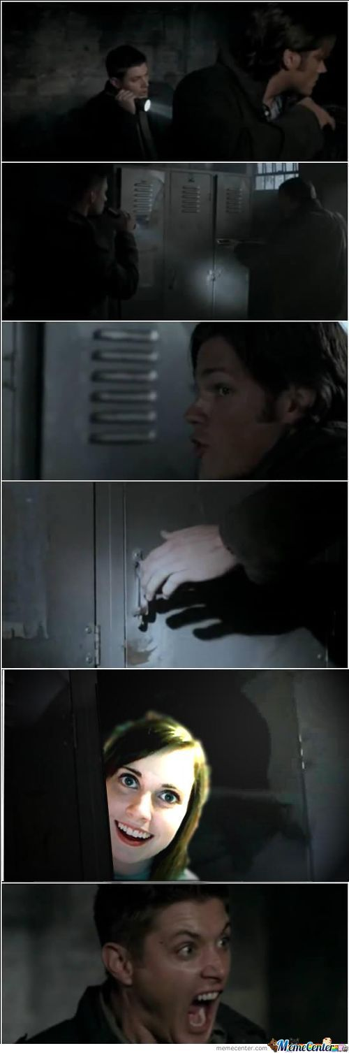 Supernatural-More Fearsome Than Demons The Overly Attached Girlfriend