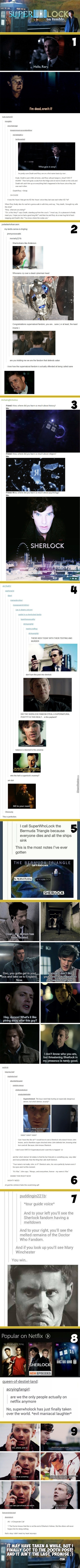 Superwholock On Tumblr (200Th Post!)