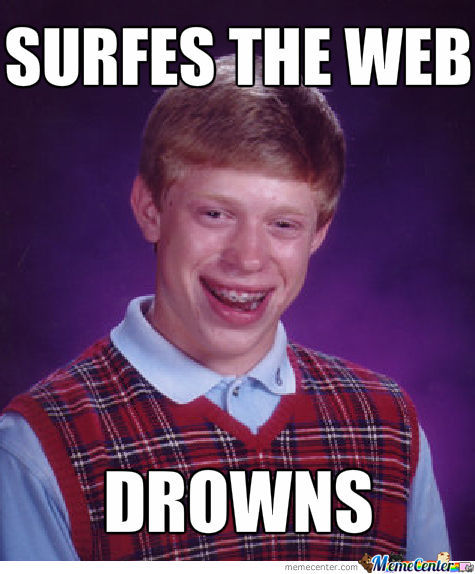 Surfes The Web