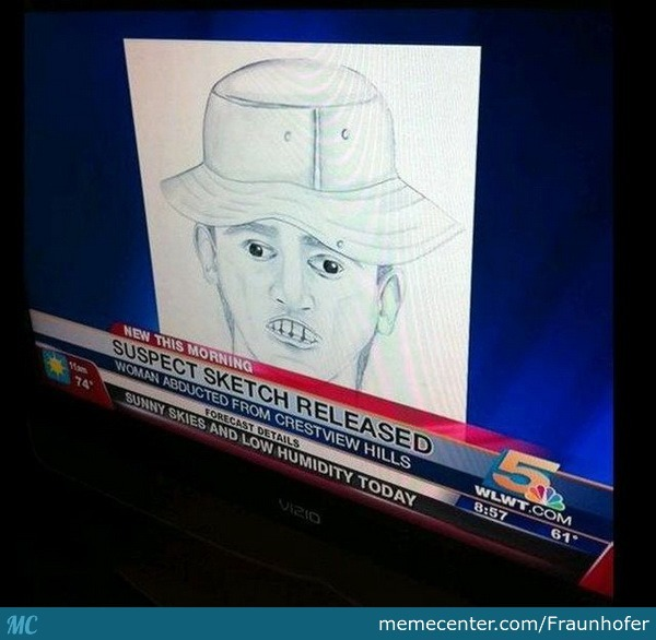 Suspect Sketch, Nailed It