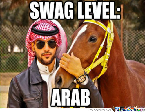 Swag Level Arab