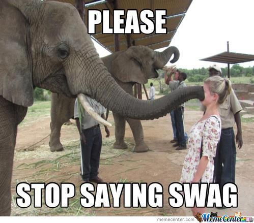 Swag S:someone W:who A:act G:gay