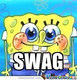 Swag: Spongebob Was A Geek