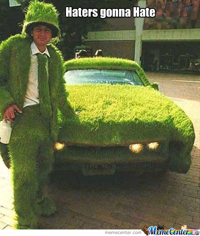Swagger Lvl: Grass