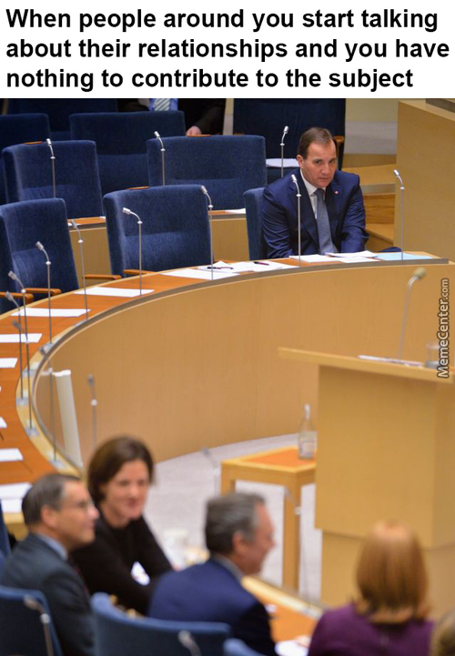 Sweden's Prime Minister Knows What Being Neutral For Too Long Feels Like.