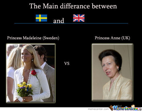 Sweden Vs Uk