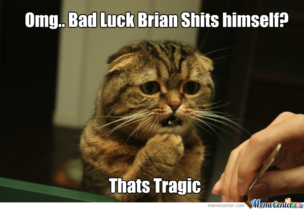 Sympathetic Cat: Tragic
