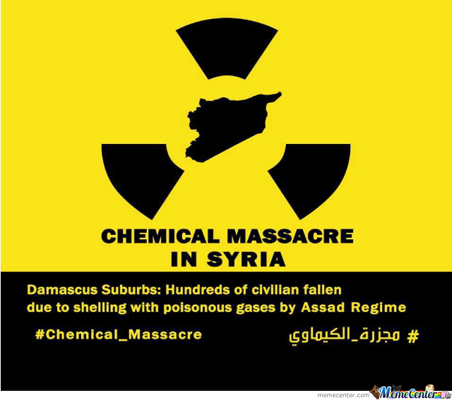 Syria Under Chemical