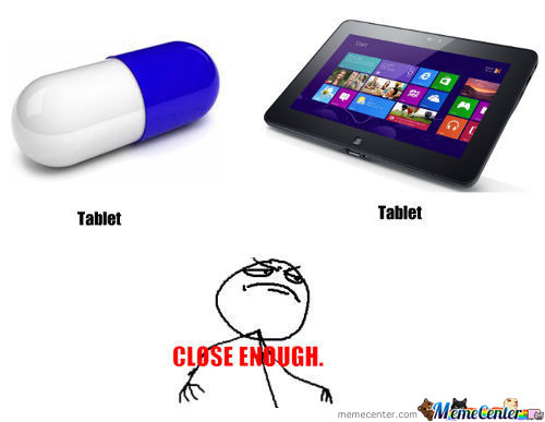 Tablet Vs. Tablet