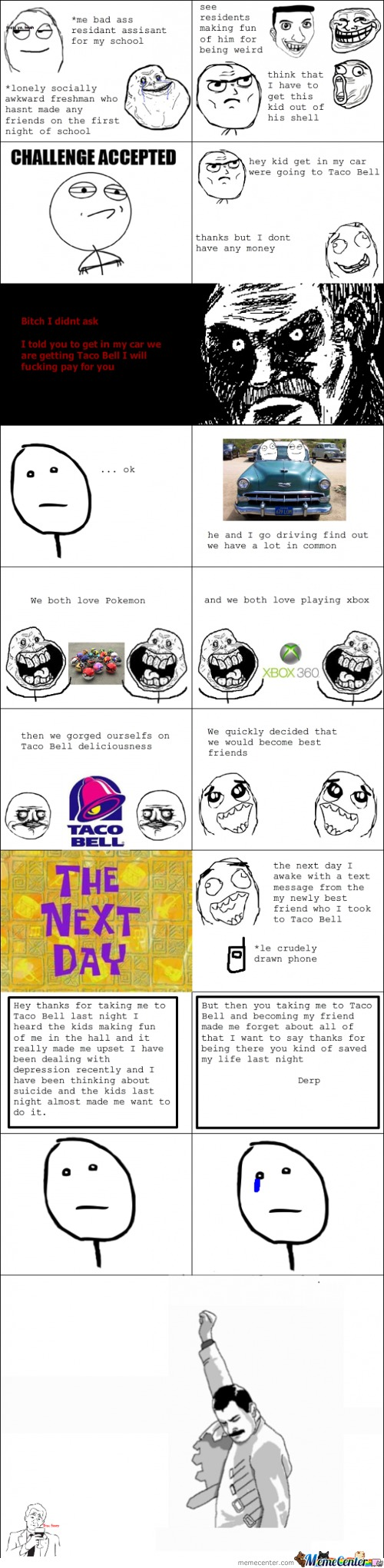 Taco Bell....