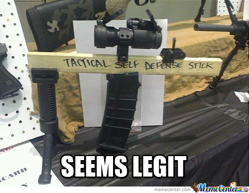 Tactical Stick