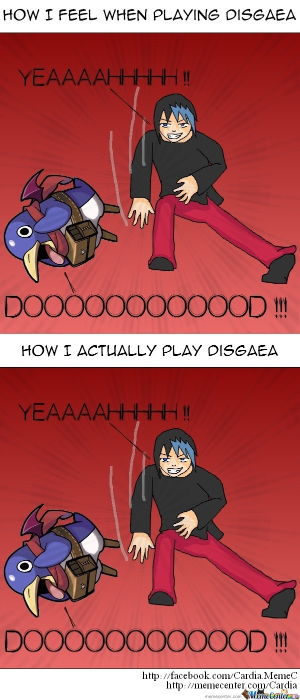 Take A Prinny And Throw It !