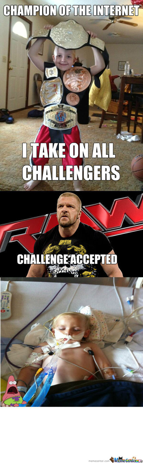 Take On All Challengers