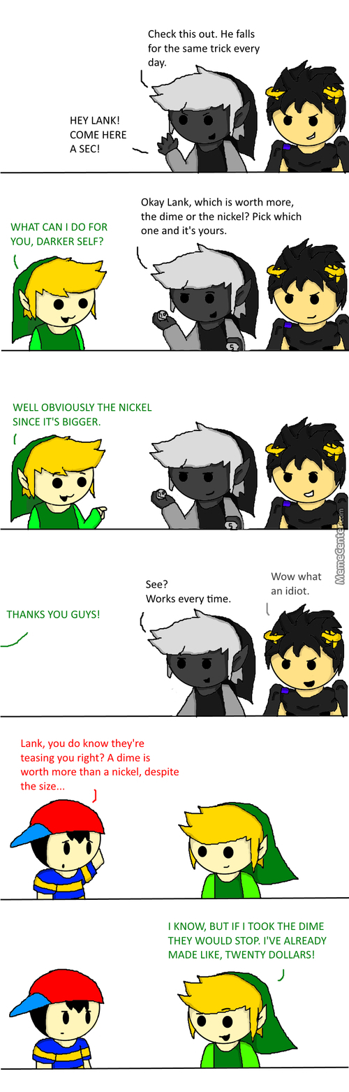 Tales Of Lank's Childhood #2