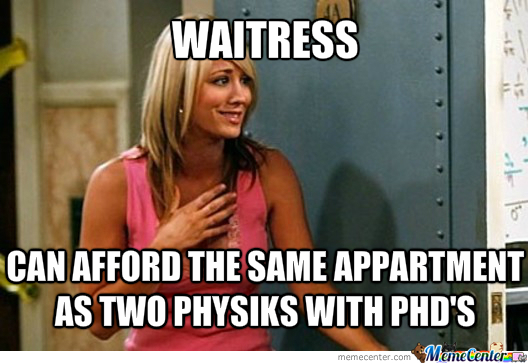 The Bing Bang Theory Logic
