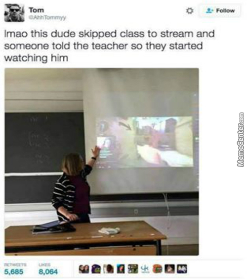 Teacher Is A Gamer Grill