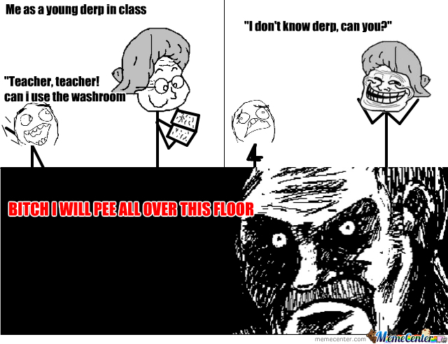 Teacher Rage