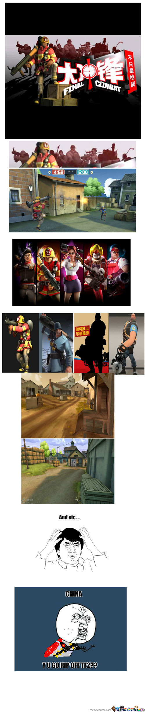 Team Fortress China