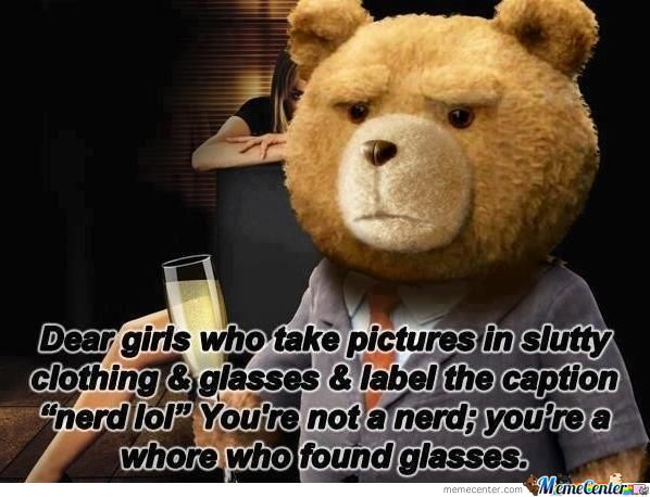 Ted Tells The Truth