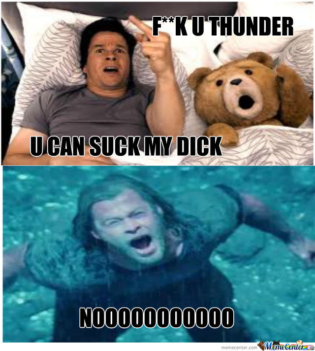 Ted Vs Thor