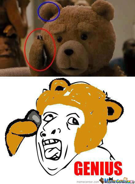 Ted...