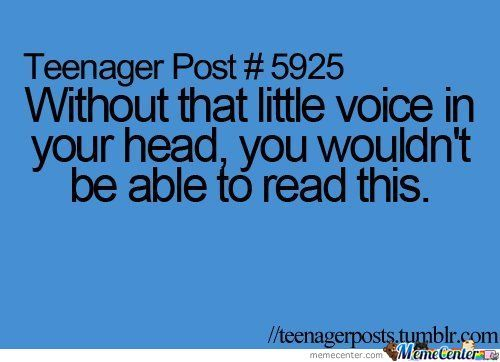Teenager Post #5925