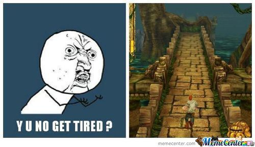 Temple Run Logic