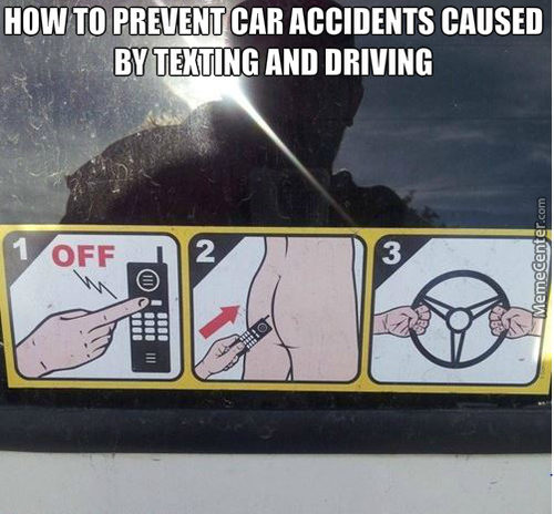 Texting And Driving Prevention