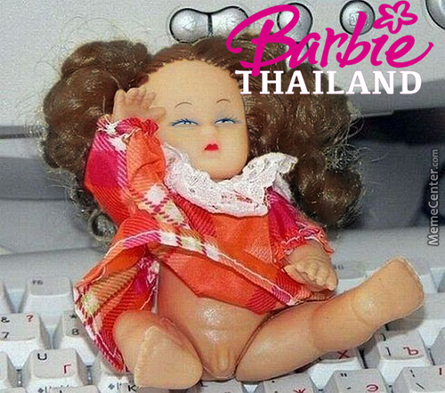 Thailand Barbie