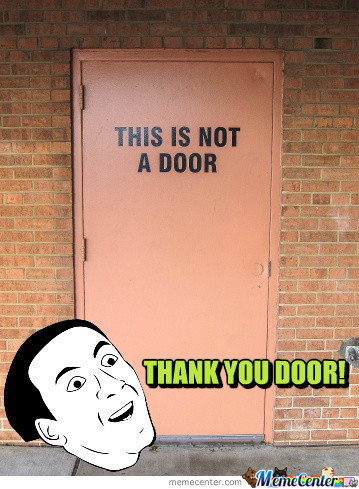 Thank You Door, For Your Explanation Vol.3