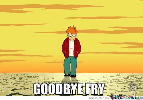Thank You Futurama For All The Laughs..