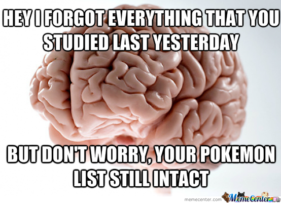 Thanks A Lot, Brain!
