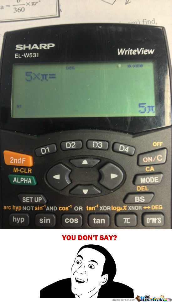 Thanks A Lot Calculator