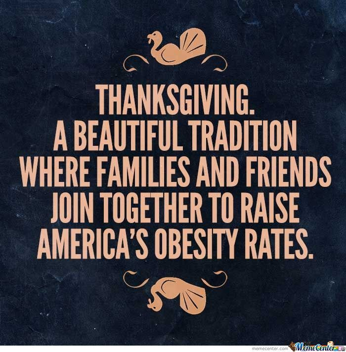 Thanksgiving. A Magical Tradition
