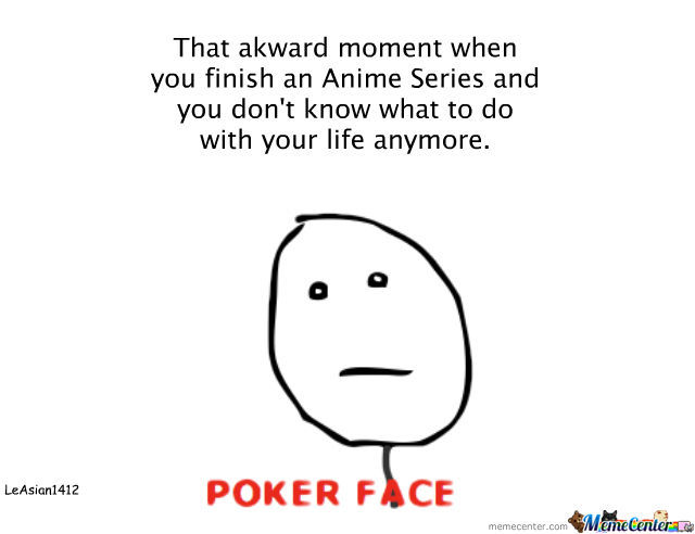 That Akward Moment When...