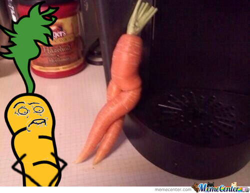 That's One Steaming Vegetable