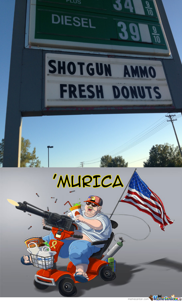 That's Wat Makes 'murica So Great