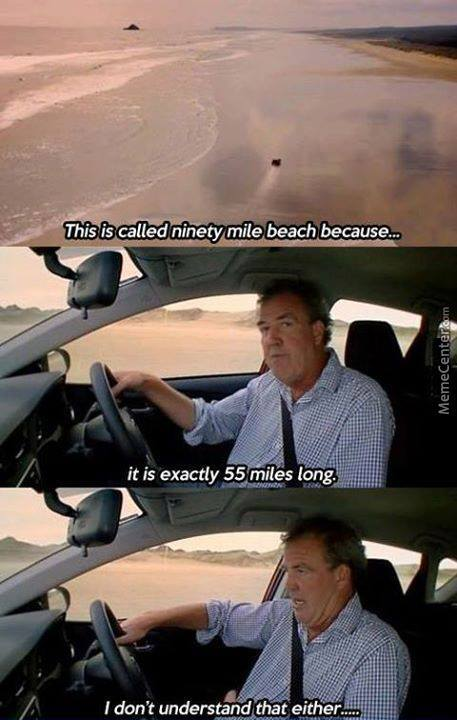 That Doesn't Make Any Sense (Top Gear)