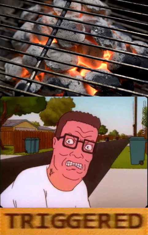 That Grill Ain't Right