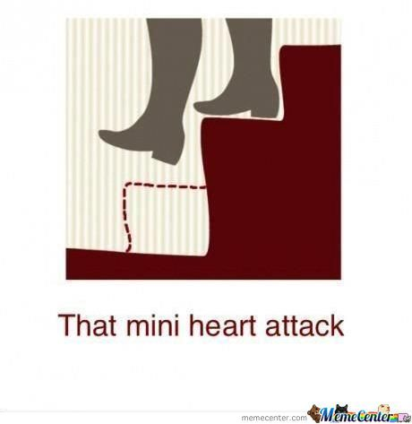 That Mini Heart Attack